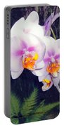 Orchids Of Hawaii Portable Battery Charger