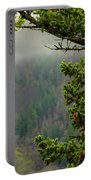 Oregon Fir Washington Forest Portable Battery Charger