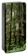 Oregon Old Growth Coastal Forest Portable Battery Charger