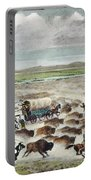 Oregon Trail: Stampede Portable Battery Charger