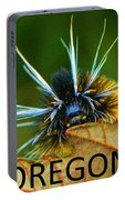 Oregon Woolly Bear Portable Battery Charger