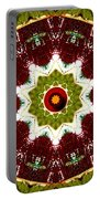 Organic Popart Portable Battery Charger