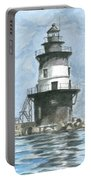 Orient Point Lighthouse Portable Battery Charger