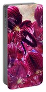 Oriental Orchid Garden Portable Battery Charger