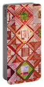 Oriental Patchwork Tapestry Portable Battery Charger