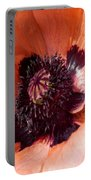 Oriental Poppy - Duvet Covers Portable Battery Charger