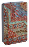 Oriental Rug Detail. Portable Battery Charger