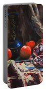 Oriental Still Life Portable Battery Charger