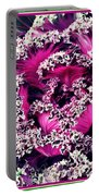 Ornamental Kale Portable Battery Charger
