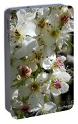 Ornamental Pear Portable Battery Charger