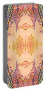 Ornamented Beauty Portable Battery Charger