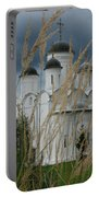 Orthodox Church In Mikulino Portable Battery Charger