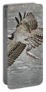 Osprey With Breakfast Portable Battery Charger