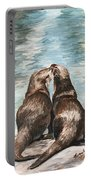 Otter Buddies Portable Battery Charger