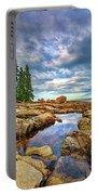 Otter Point Reflections Portable Battery Charger