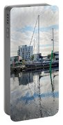 Oulu From The Sea 1  Portable Battery Charger