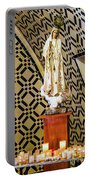 Our Lady Of Fatima Portable Battery Charger