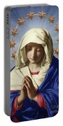 Our Lady Of Health Portable Battery Charger