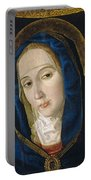 Our Lady Of Sorrows Portable Battery Charger