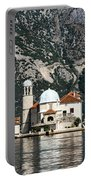Our Lady Of The Rocks Church Portable Battery Charger