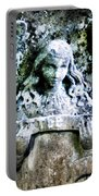 Our Little Angel Stone Carving Horizontal Portable Battery Charger