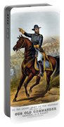 Our Old Commander - General Grant Portable Battery Charger