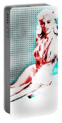 Out Of Body Experience Portable Battery Charger