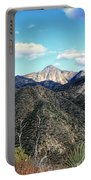 Out Of The Shadows - Angeles Crest Highway Portable Battery Charger