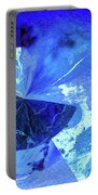 Out Of This World Abstract Portable Battery Charger