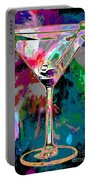 Out Of This World Martini Portable Battery Charger