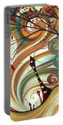Out West II By Madart Portable Battery Charger