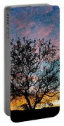 Outback Sunset Pano Portable Battery Charger