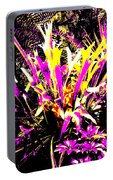 Outburst Portable Battery Charger by Eikoni Images