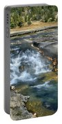 Outlet Firehole Lake Portable Battery Charger