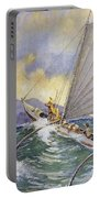 Outrigger At Sea Portable Battery Charger