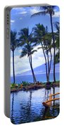 Outrigging Wailea  Portable Battery Charger