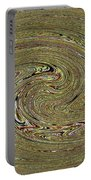 Oval Abstract Panel 6150-5 Portable Battery Charger
