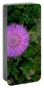 Over A Thistle Portable Battery Charger