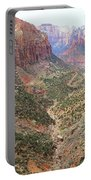 Overlook Canyon Portable Battery Charger