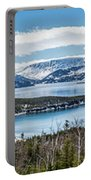 Overlooking Norris Point, Nl Portable Battery Charger