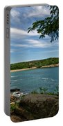 Overlooking Sand Beach Portable Battery Charger