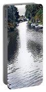 Overrijn Digital Artwork Portable Battery Charger
