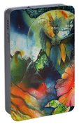 Overseer By Reina Cottier Portable Battery Charger