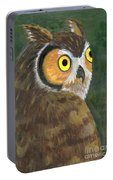 Owl 2009 Portable Battery Charger