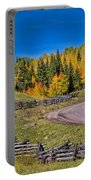 Owl Creek Pass Road Portable Battery Charger