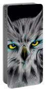 Owl Eyes  Portable Battery Charger