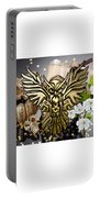 Owl In Flight Collection Portable Battery Charger