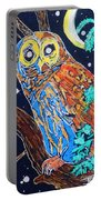 Owl Light Portable Battery Charger