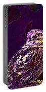 Owl Little Owl Bird Animal  Portable Battery Charger