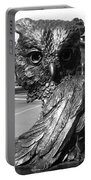 Owl Sculpture Grand Junction Co Portable Battery Charger